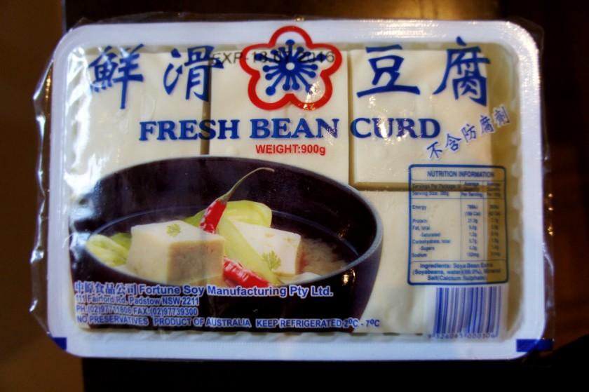 Traditional tofu