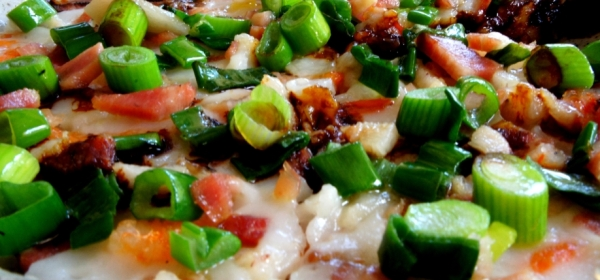 Hometown (中山) style steamed rice cake with radish, bacon and dried shrimps