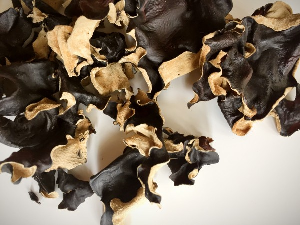 Wood ear fungus, to be rehydrated