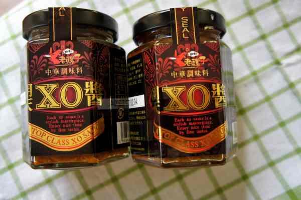 XO sauce
