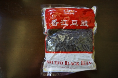 Salted fermented black bean