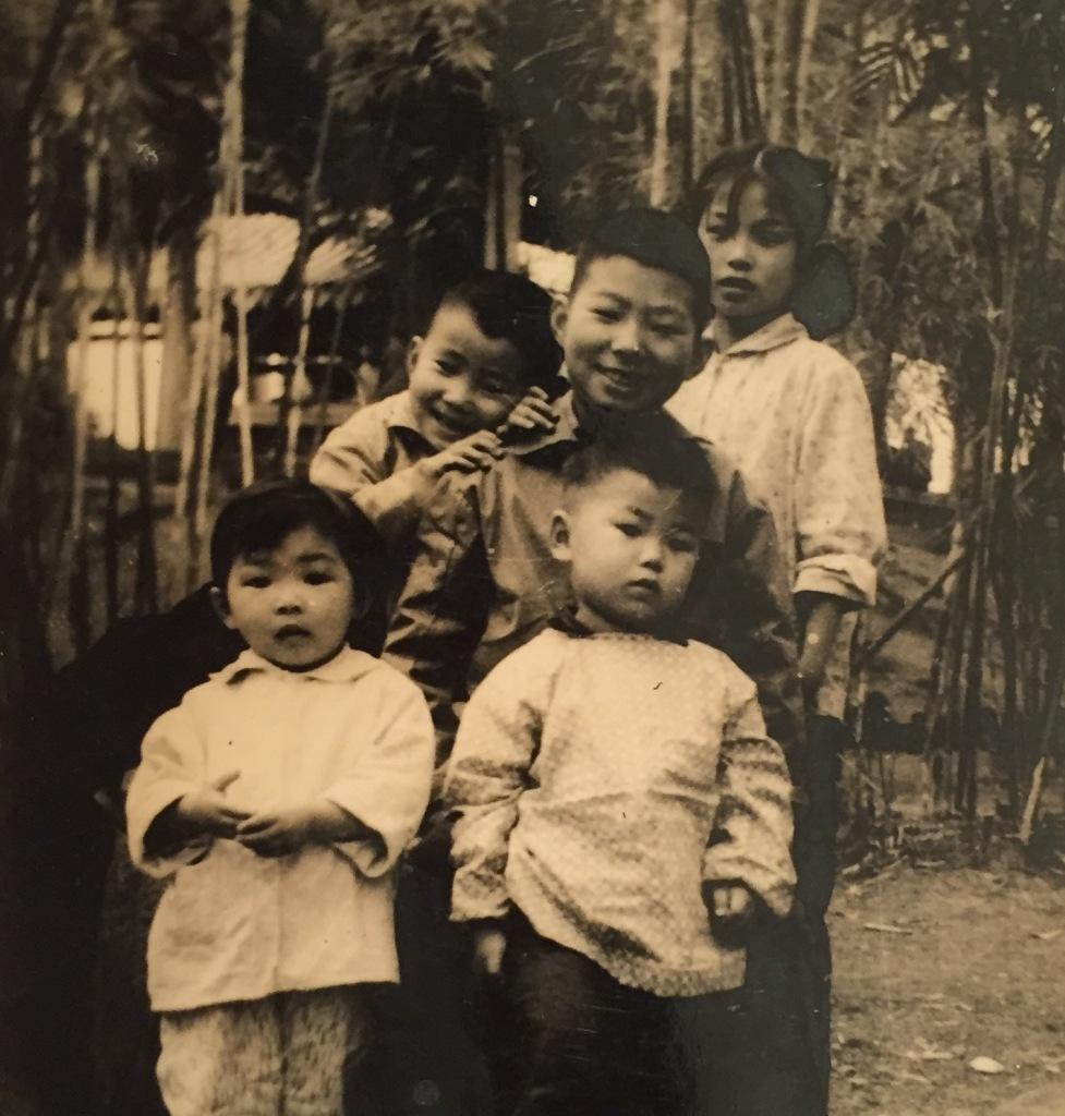 Cousins from GuangZhou