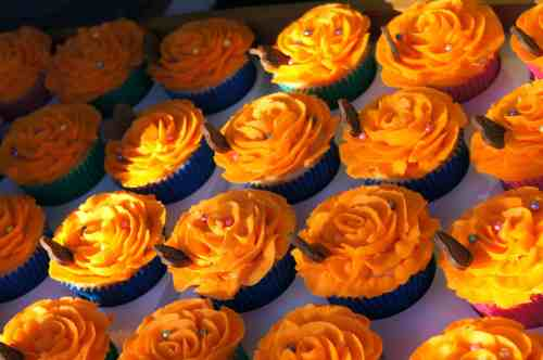Cups cakes for election bakes 2