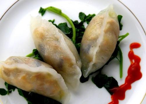 Fun guo dumplings