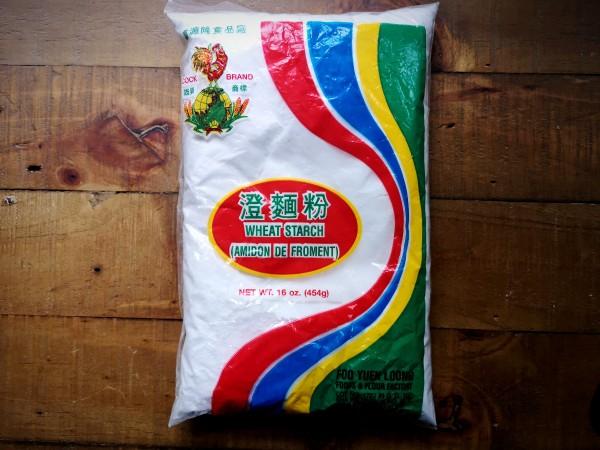 Wheat starch for fun guo dumplings