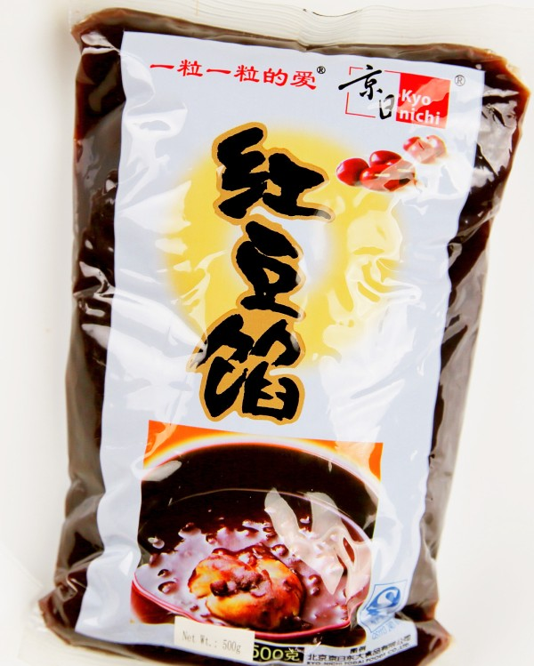 Chinese sweet red bean paste