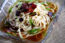 Homemade wheat noodles, memories of a hungry Chinese family in the 70s