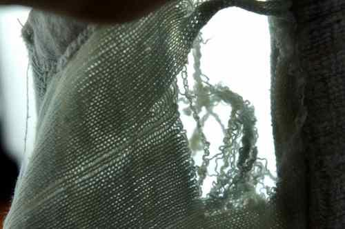 Old blanket #1