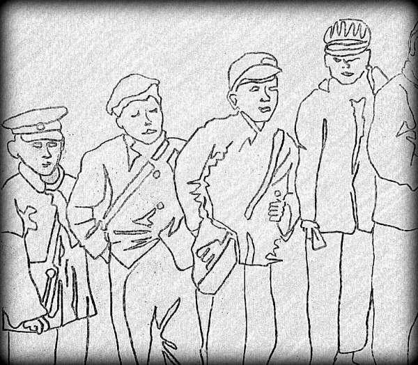 Memories of Chinese school boys