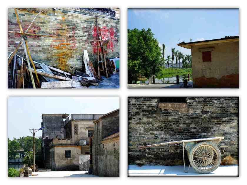 Our village in TaiShan, GuangDong Province
