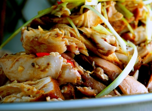 Shandong Shredded Chicken