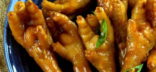 Chicken feet and corporate greed