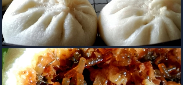 Home made pork belly buns