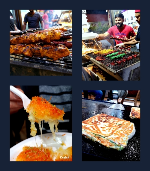Ramadan Nights market, Lakemba, Bankstown, Sydney, June 2019